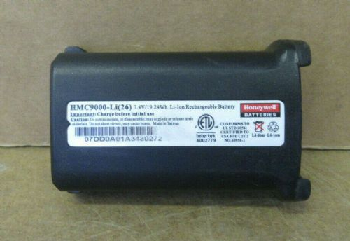 Honeywell HMC9000-Li(26) 7.4V/19.24Wh Li-Ion Rechargeable Battery for MC9000